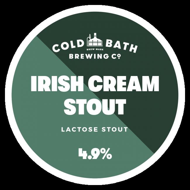 Irish Cream Stout