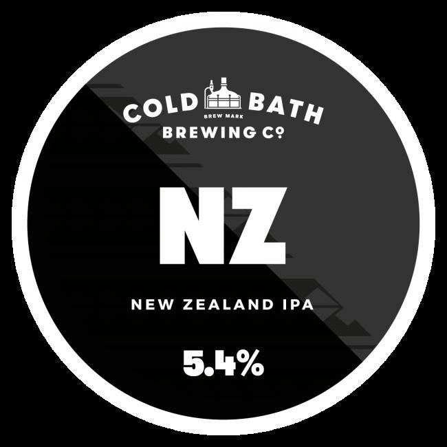 NZ - New Zealand IPA
