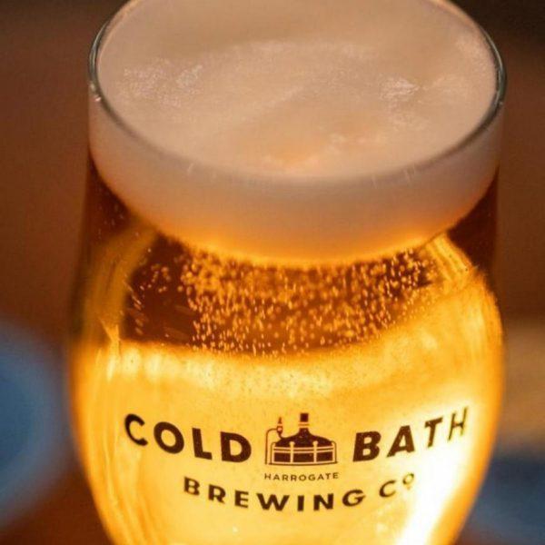 Cold Bath Brewing Co Premium Glassware