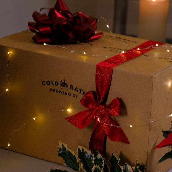Cold Bath Brewing Co Christmas Gift Box