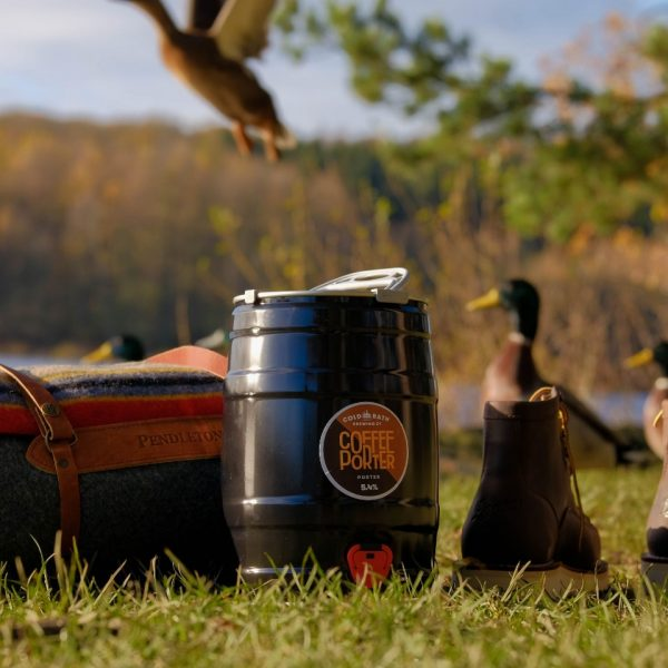 Cold Bath Brewing Co Coffee Porter Mini-Keg