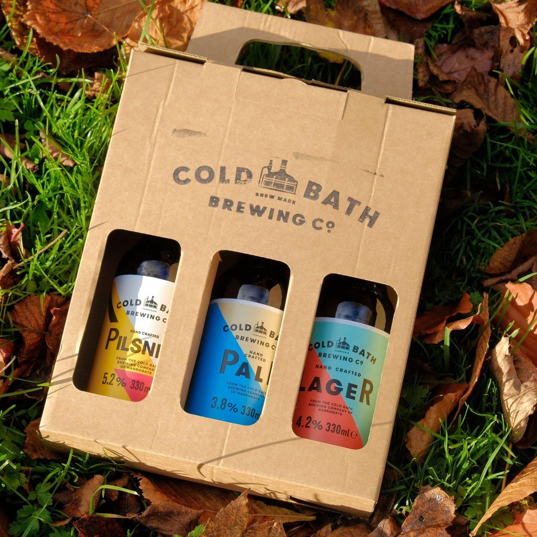 Cold Bath Brewing Co Gift Box