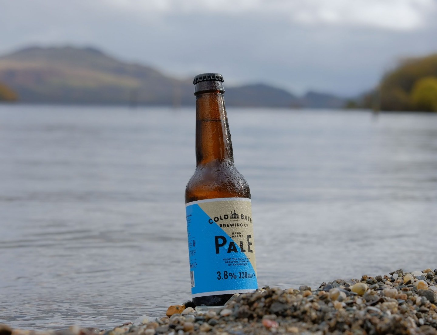 Cold Bath Brewing Co Hand Crafted Pale