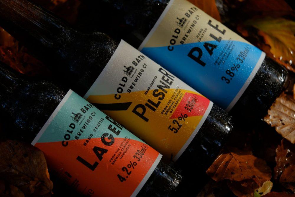 Cold Bath Brewing Co Mixed Case Bottles